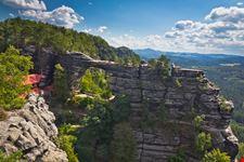 Parco Nazionale della Svizzera Boema