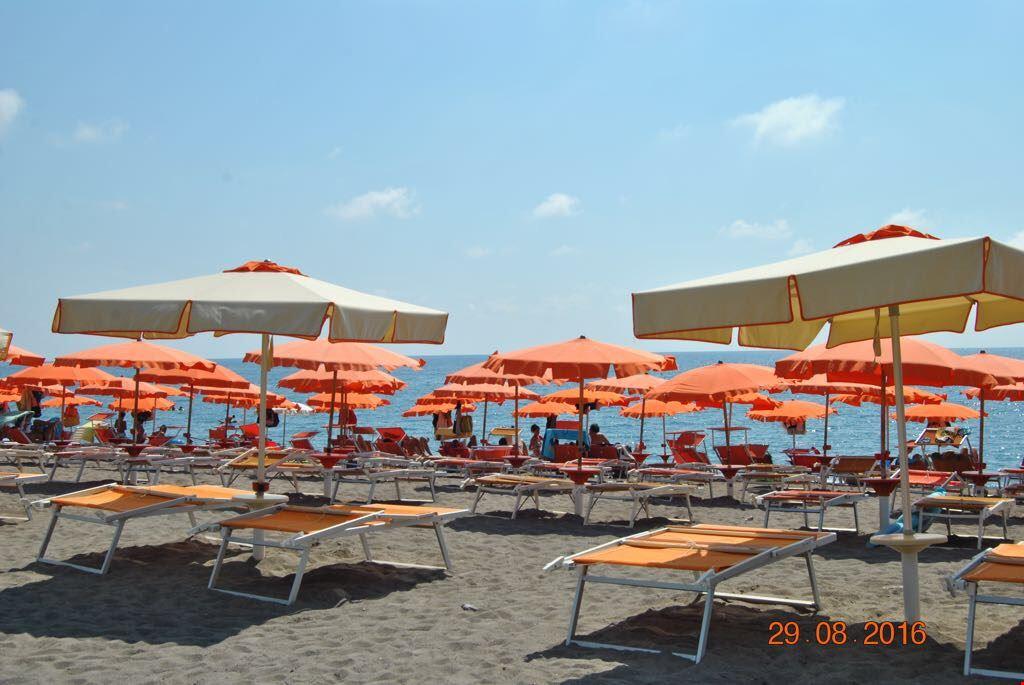 Lido Le Cicale - spiaggia