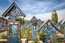 Il cimitero di Sapinta - Maramuresh