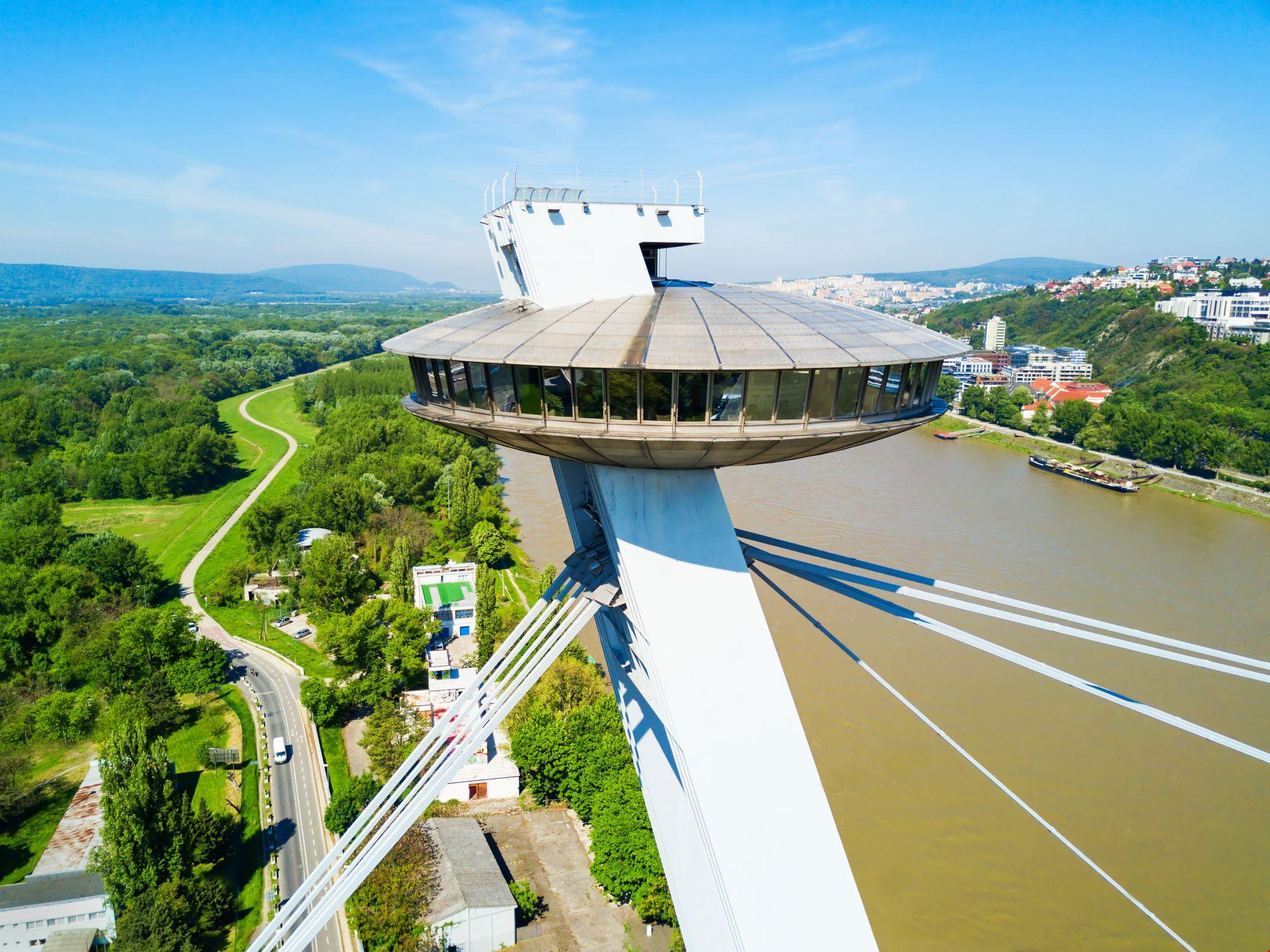 Ponte dell'osservatorio UFO