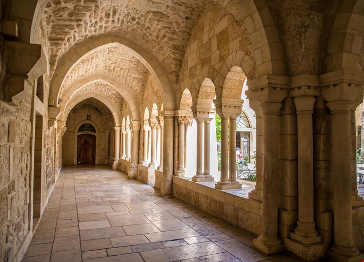 Chiesa della Natività - Betlemme