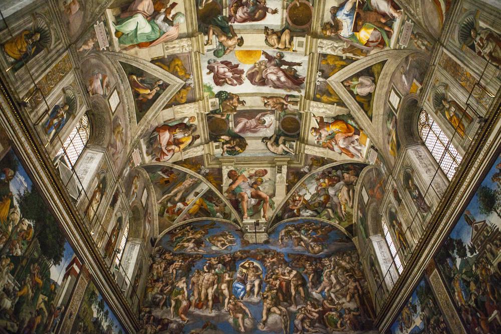cappella sistina a romaForDecorazione Quattrocentesca Della Cappella Sistina