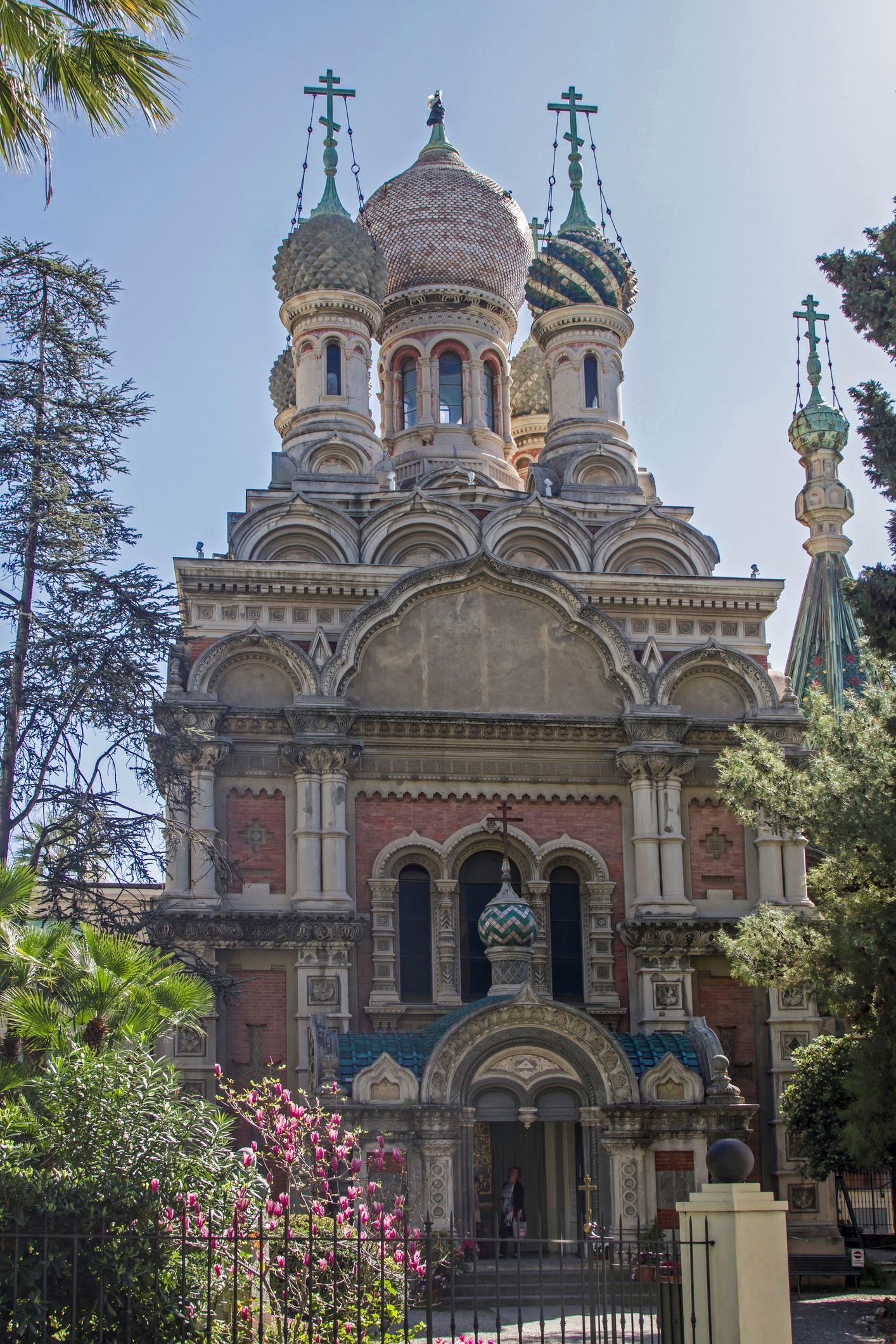 Chiesa russa di Cristo Salvatore