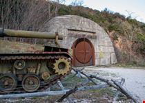 Gallerie e Bunker antiatomici