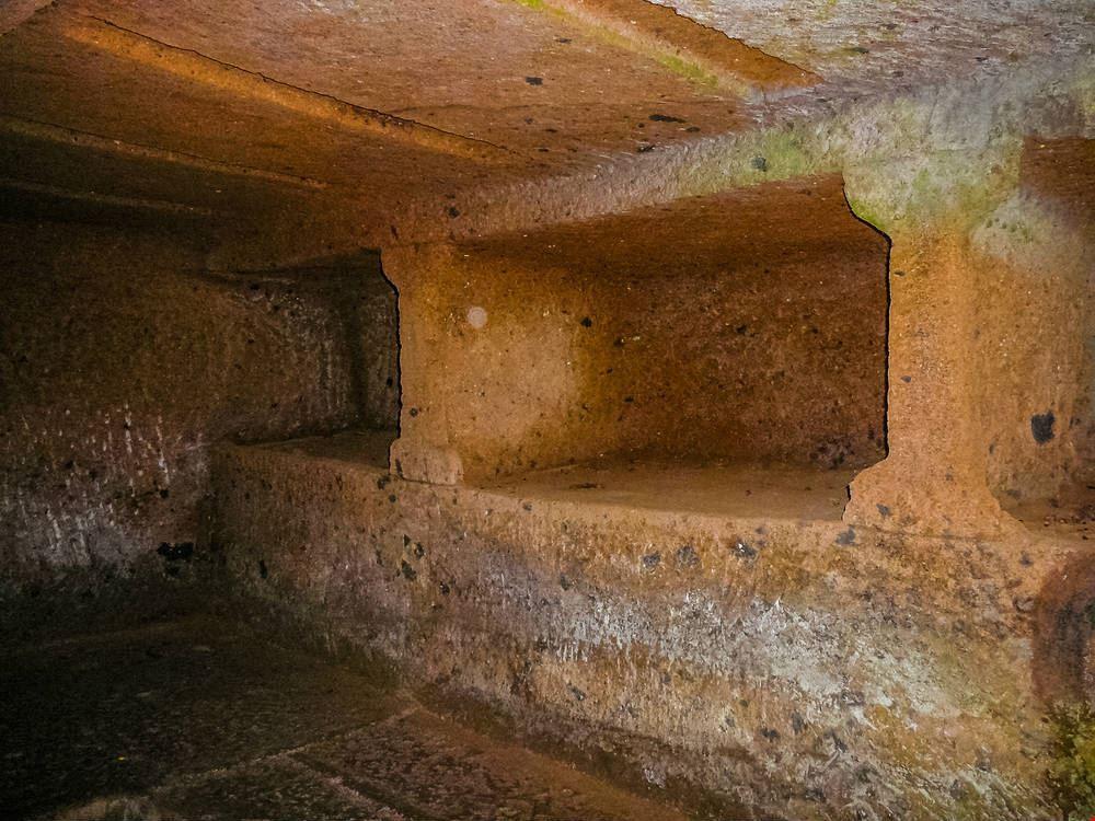 Necropoli etrusca della branditaccia