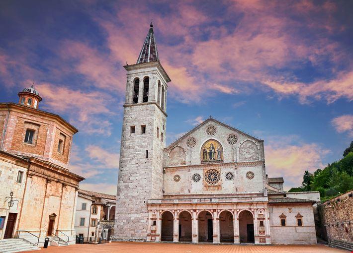 Cosa vedere a Spoleto: Cattedrale