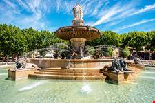 Aix en Provence, città delle 100 fontane