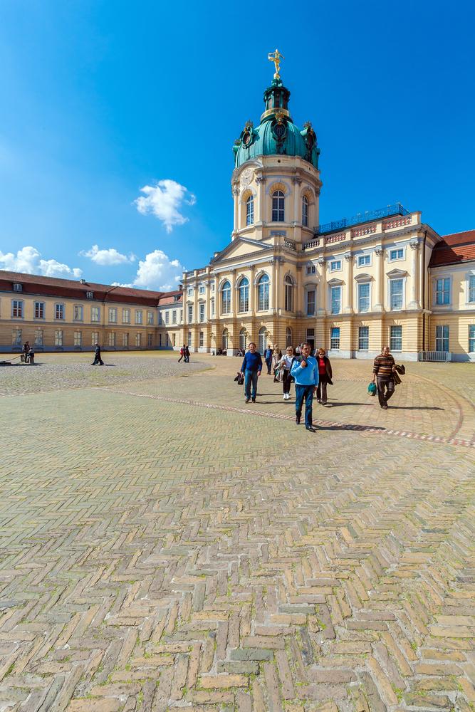 Castello di charlottenburg berlino - Casa vacanza berlino ...