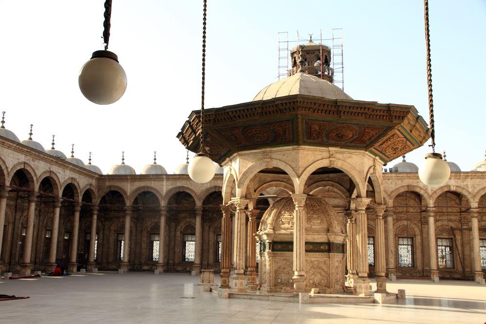 Moschea di Mohamed Alì