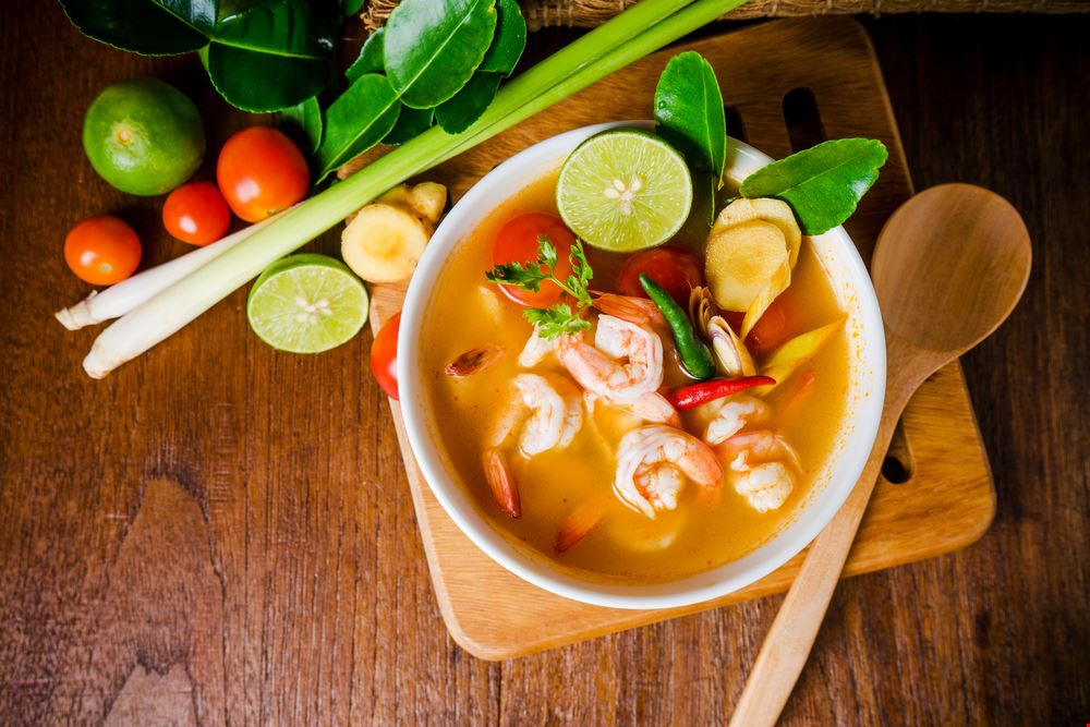 Cucina Thai