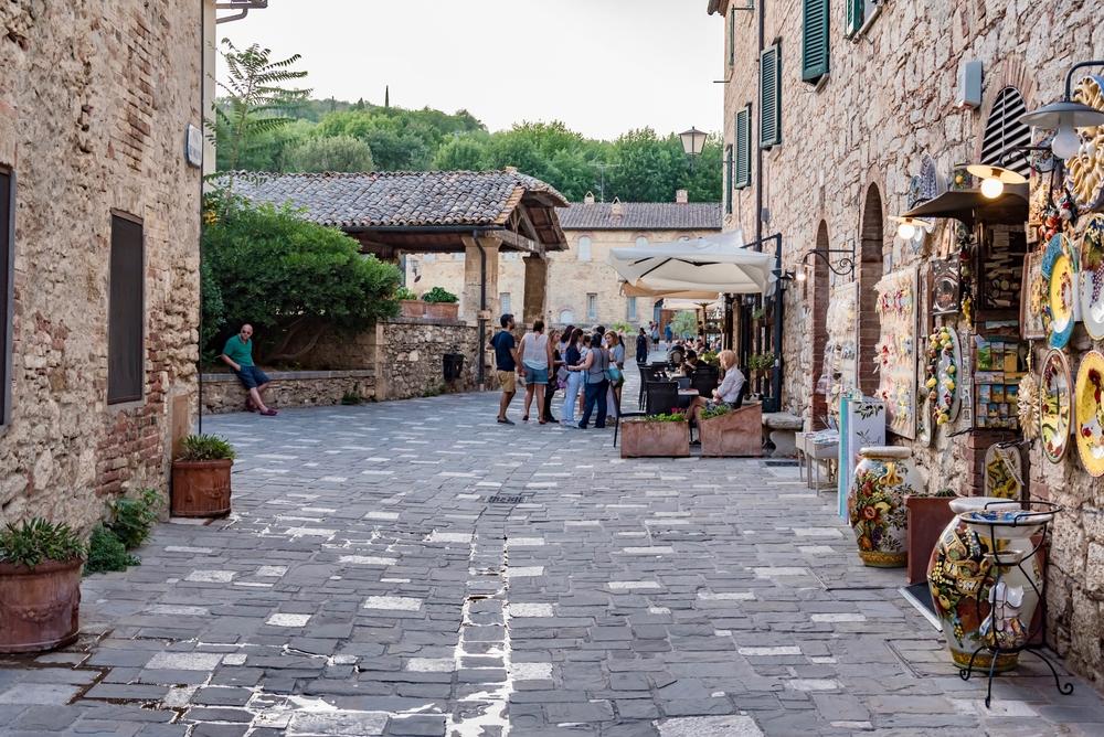 Foto bagno vignoni a castiglione d 39 orcia info - Agriturismo bagno vignoni ...