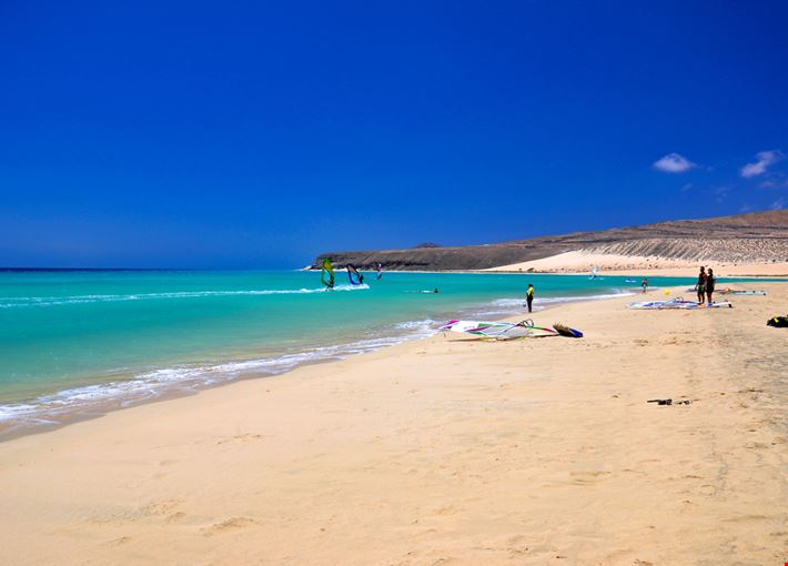 Fuerteventura a dicembre