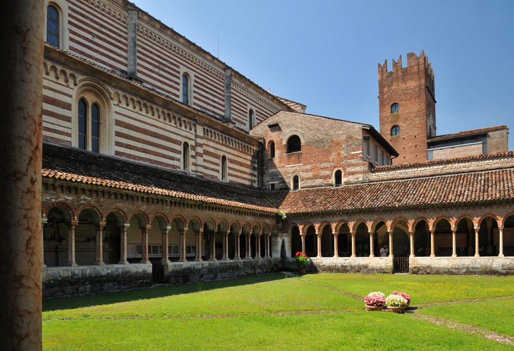 Basilica di San Zeno a Verona - interni