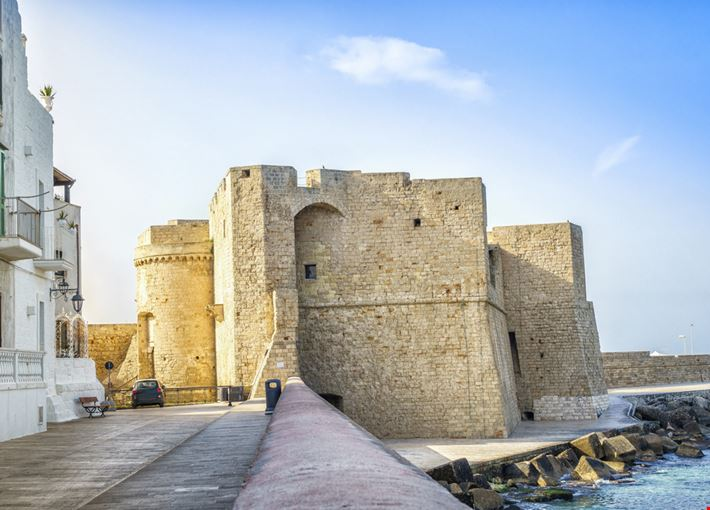 + Monopoli castle (see page)