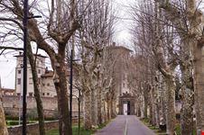 Parco dell'Ambrogiana con villa Medicea