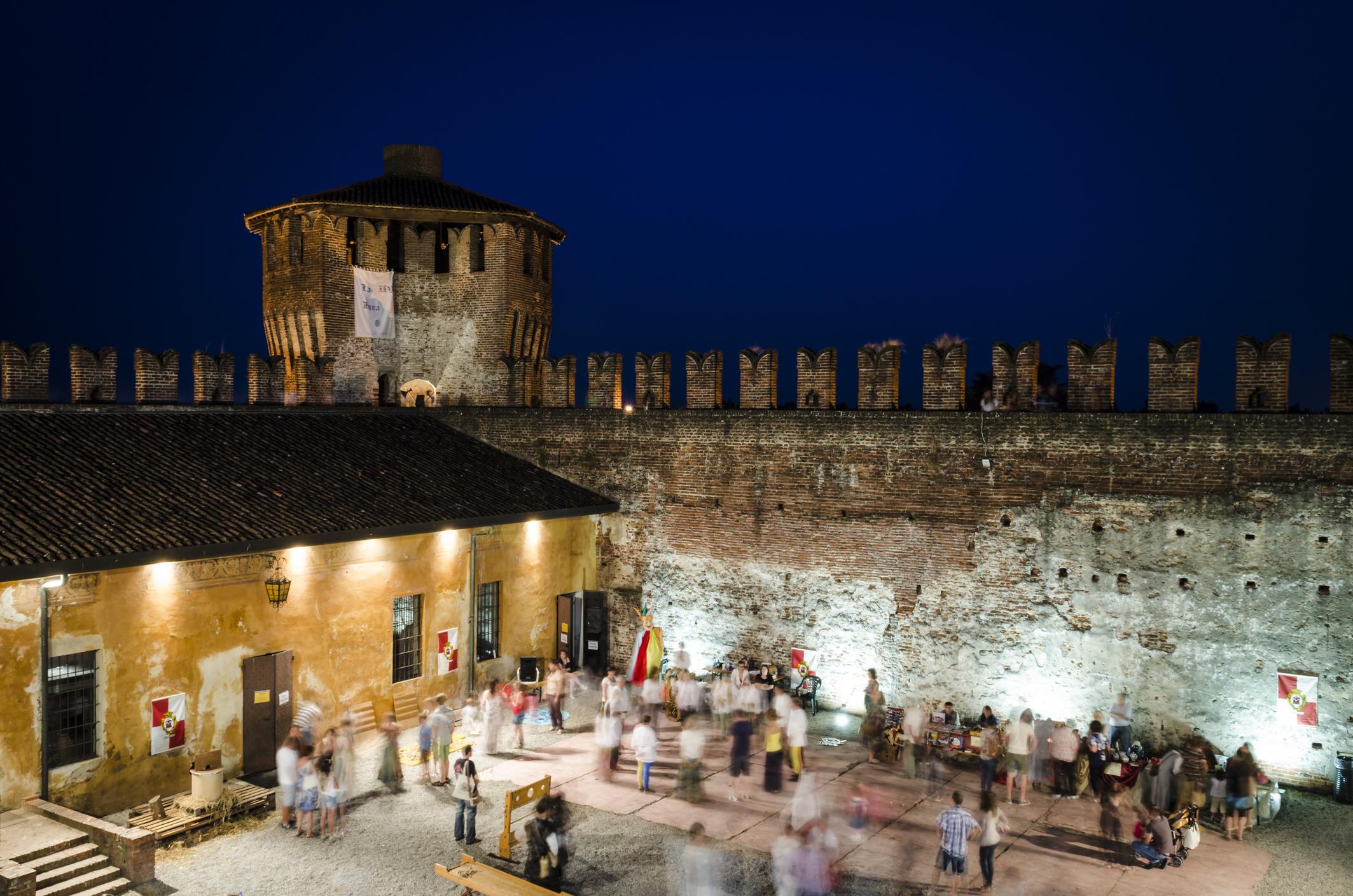 Rocca Sforzesca a Soncino