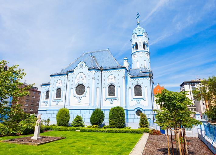 Chiesa_Blu_Bratislava