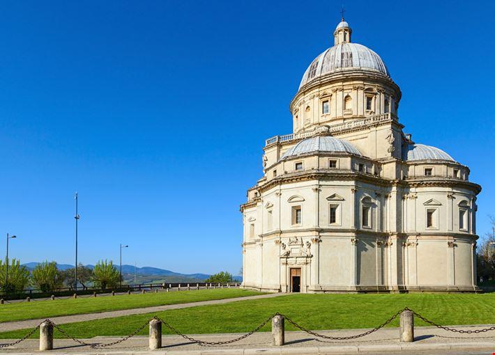 Foto Tempio Santa Maria Della Consolazione A Todi