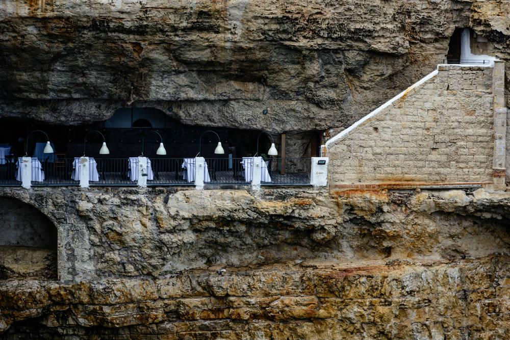 Foto Grotta Palazzese A Polignano A Mare Info
