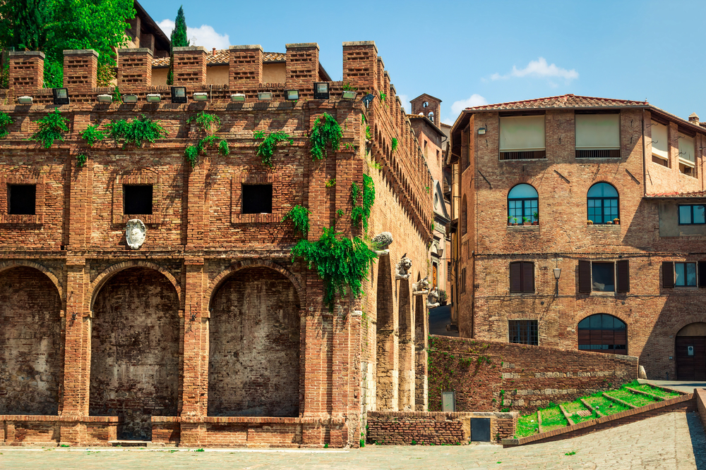 Fontebranda a Siena