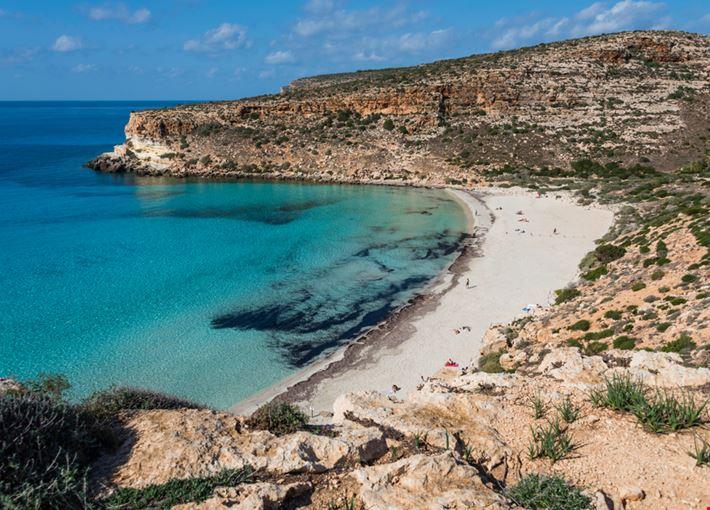 cosa vedere in Sicilia: spiaggia dei conigli
