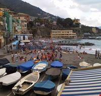 Barche in spiaggia