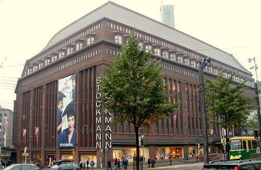 Itakeskus e Stockmann - Helsinki
