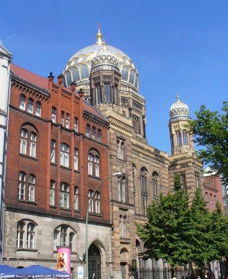 42469 la sinagoga berlino
