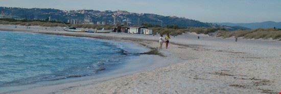 Le spiagge bianche di Vada