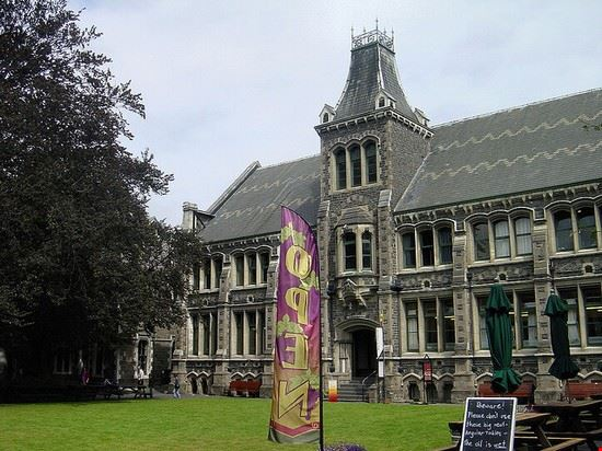 christchurch arts center university of canterbury