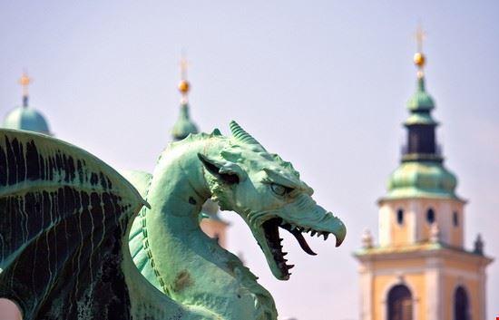 laibach wahrzeichen der stadt