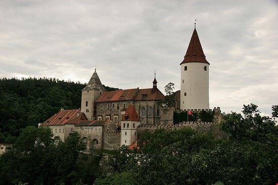 42669 praga il castello di krivoklat