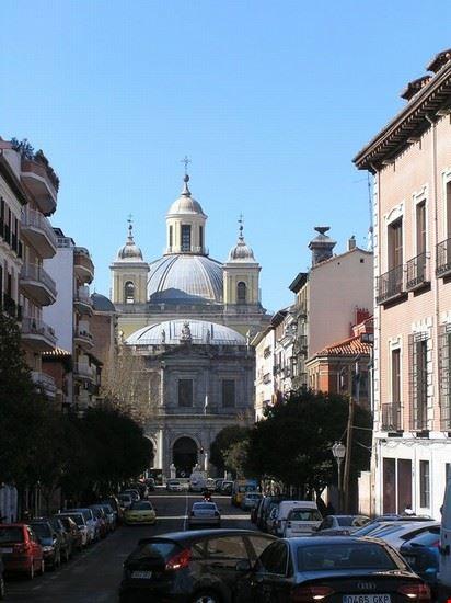 real basilica de san francisco el grande madrid