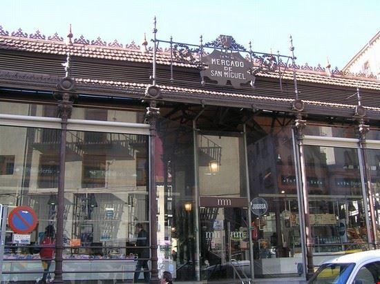 mercado de san miquel madrid