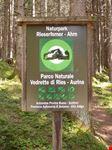 brixen parco naturale vedrette di ries-aurina