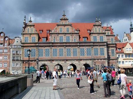 gdansk the green gate