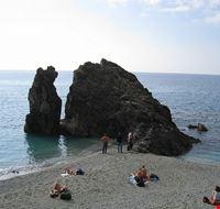 monterosso al mare strand von monterosso