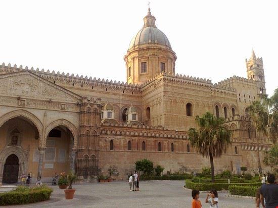 43018 la cattedrale di palermo palermo