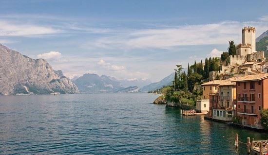 Der Gardasee und Malcesine