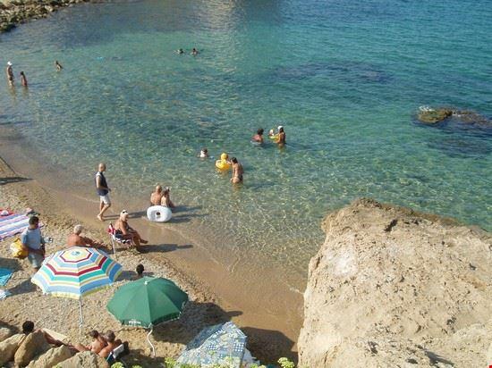 Spiaggia delle Castella