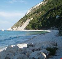 spiaggia di portonovo ancona
