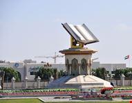 monumento al corano dubai
