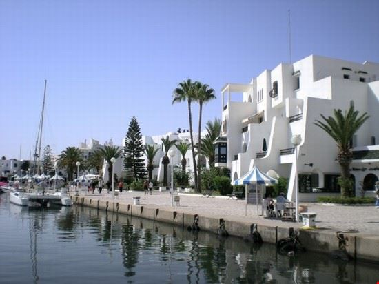 port el kantaoui port el kantaoui