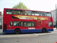 tipico bus a due piani londra