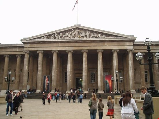 43985 the british museum londra