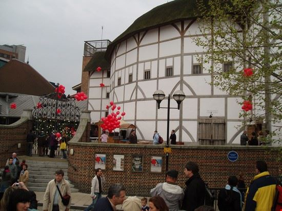 44001 teatro di shakespeare londra
