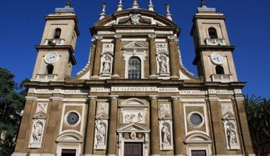 frascati cathedral basilica of st peter apostle