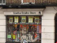 negozi tipici londra