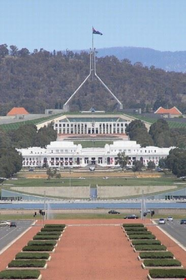 Museum of Australian Democracy at Old Parliament House