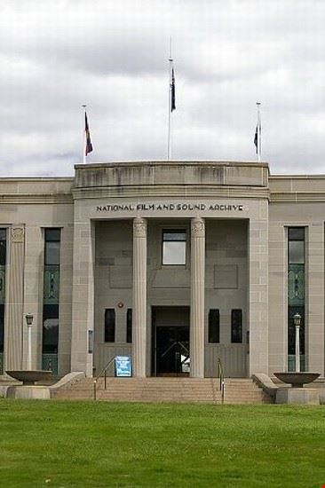 National Film & Sound Archive